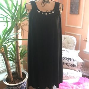 Michael Kors LBD with Rhinestone Size S